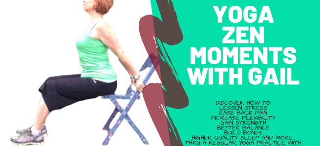 Zen Moment with Gail - Chair Yoga Fitness