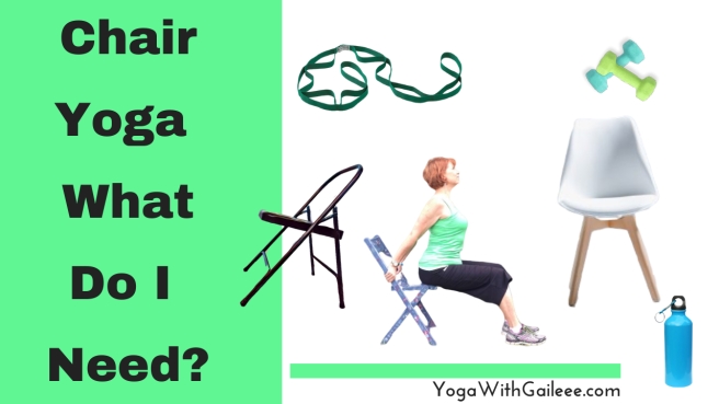 What Yoga Gear Do I Need for Chair Yoga?