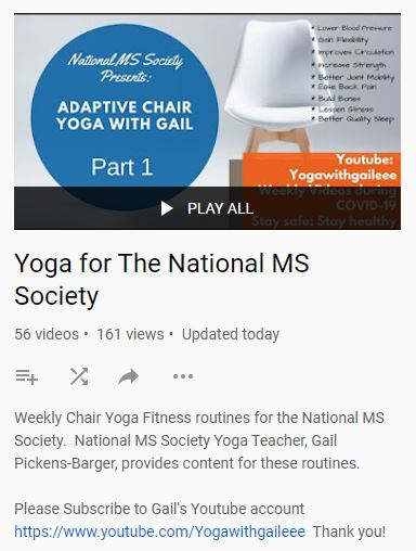 You Don't Have To Get Down On The Floor To Do Yoga - Chair Yoga Near Me